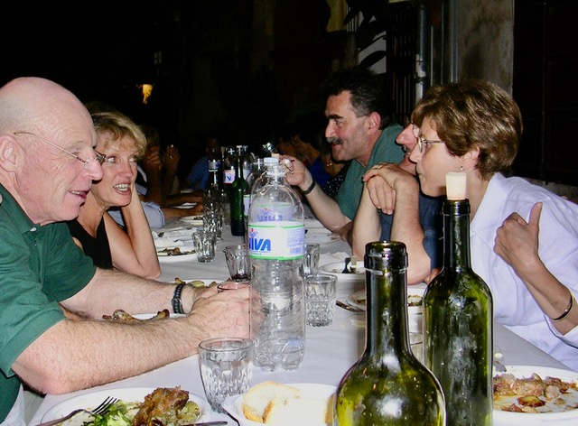 An Evening To Remember In Montisi More laughter by Author Ian Kent