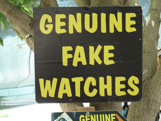 Genuine Fake watches - The Battle of Kadesh