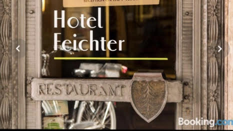 Hotel Feichter Restaurant - author Ian Kent