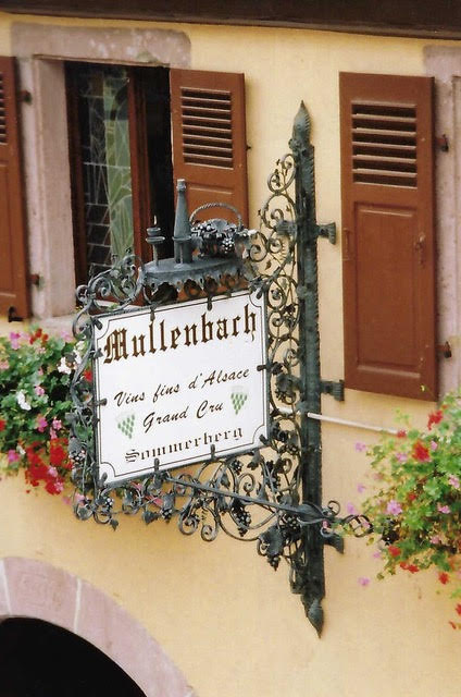 Mullenbach Winery, home of Sommerberg Wines from Author Ian Kent