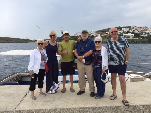 Captain and Crew - Author Ian Kent