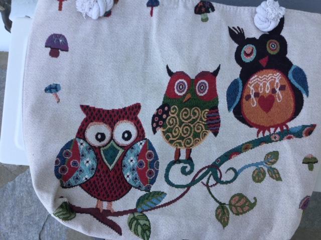 Greek owls (koo-koo-vaya) Author Ian Kent