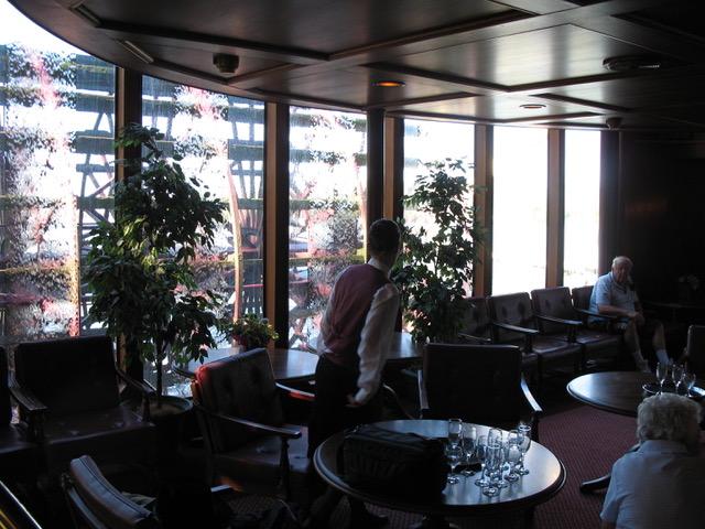 """""""PaddleWheel"""" Lounge from Author Ian Kent"""