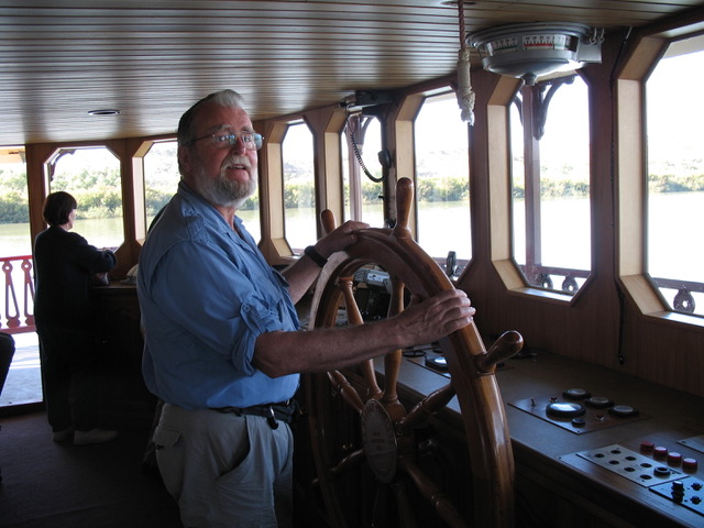 I thought I would steer for a bit from Author Ian Kent
