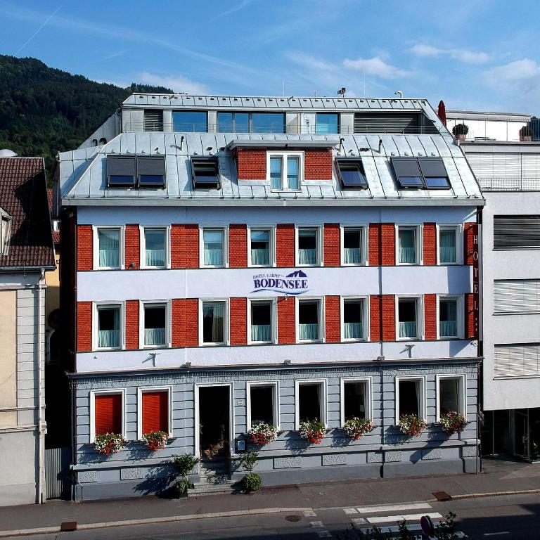Hotel Bodensee from Author Ian Kent