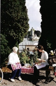 Our picnic by the Bodensee from Author Ian Kent