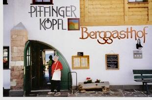 "Berggasthof ""Piffinger Köpfl"" from Author Ian Kent"